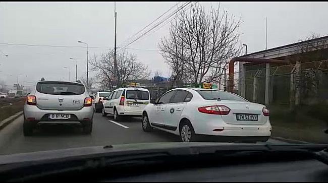 Taximetristii ameninta ca vor bloca orasul 2