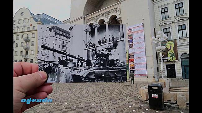 Interviu Agenda - Fotograful care scoate la lumina amintirile Timisoarei